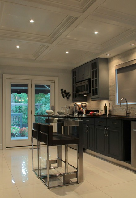Urban Vibe Modern Kitchen Other By Bedfordbrooks Design Inc