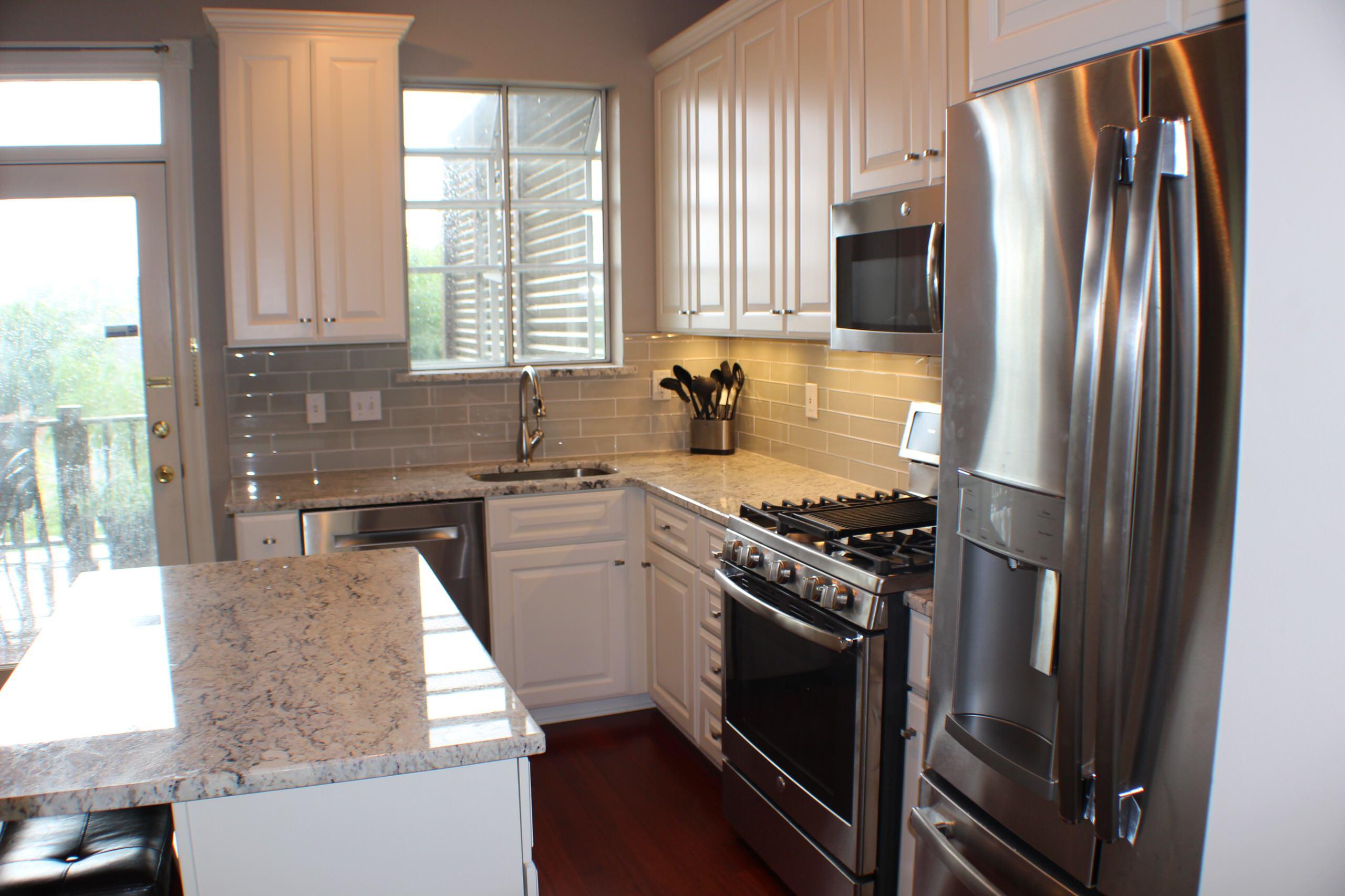 Urban White Kitchen