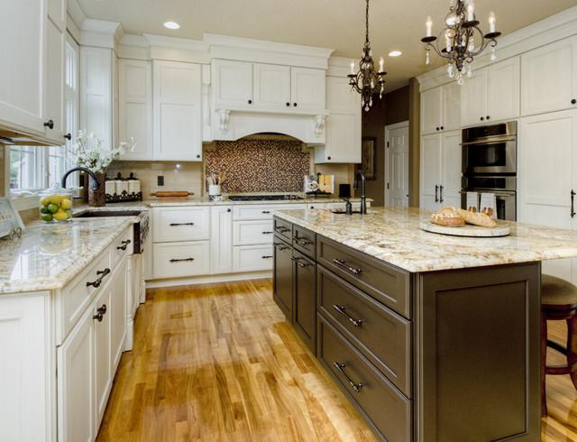 Jones Kitchen traditional-kitchen