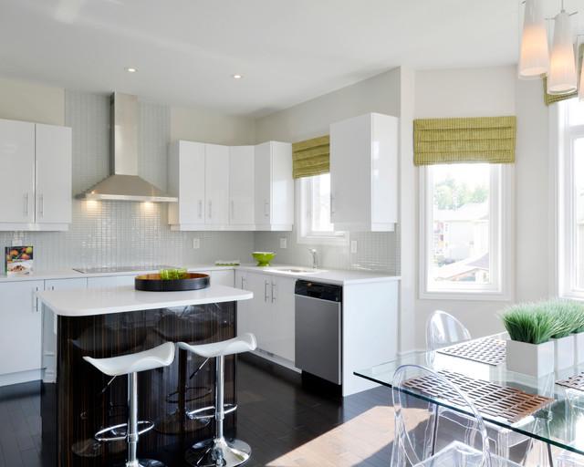 Home modern kitchen ottawa by darren walker kitchen craft