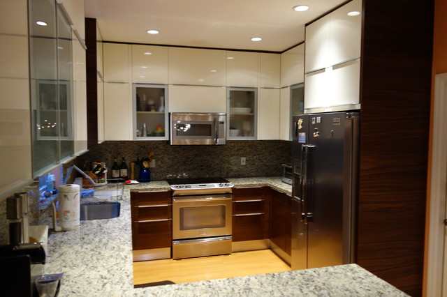 Urdaneta Modern Kitchen Miami By Home Design Center Of Florida