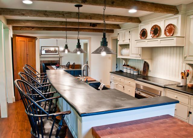Uwchlan Kitchen traditional-kitchen