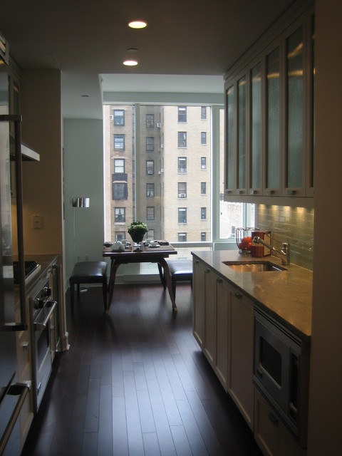 UWS Kitchen contemporary-kitchen