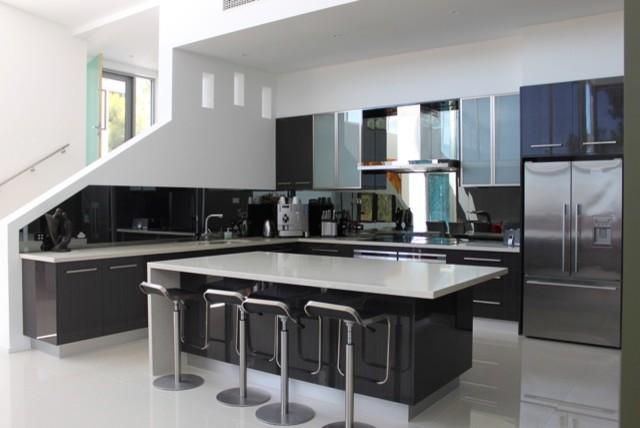 UZIT KITCHEN DESIGN U0026 INSTALLATION Modern Kitchen Part 14