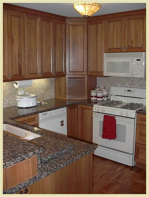 Va kitchen traditional kitchen other by case for Bathroom remodeling williamsburg va