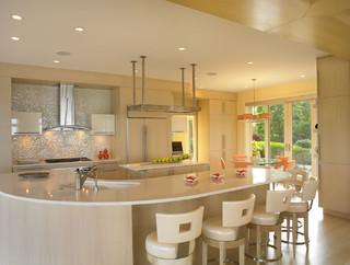 Vail Residence modern-kitchen