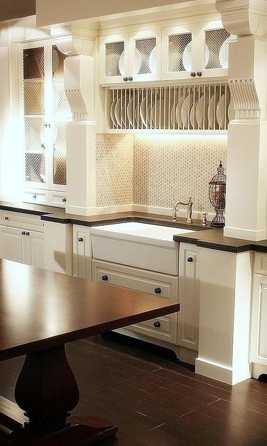 | VAISSELIER traditional-kitchen