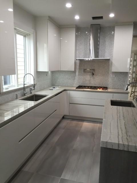 Val Design Modern Kitchen New York By Pine Park Kitchens Inc