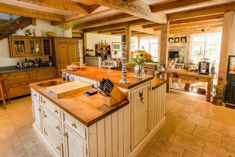 Valley Horse Farm - Farmhouse - Kitchen - Burlington - by ...