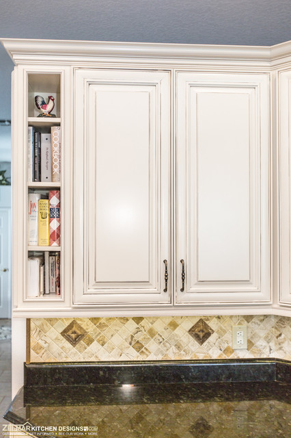 Van Dusen Waypoint Zelmar Kitchen Remodel Traditional Kitchen Orlando By Zelmar
