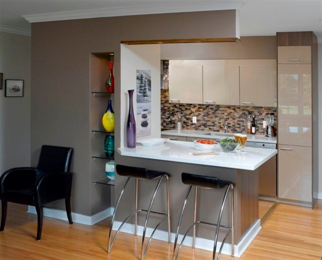 Vancouver   An Urban Kitchen Modern Kitchen