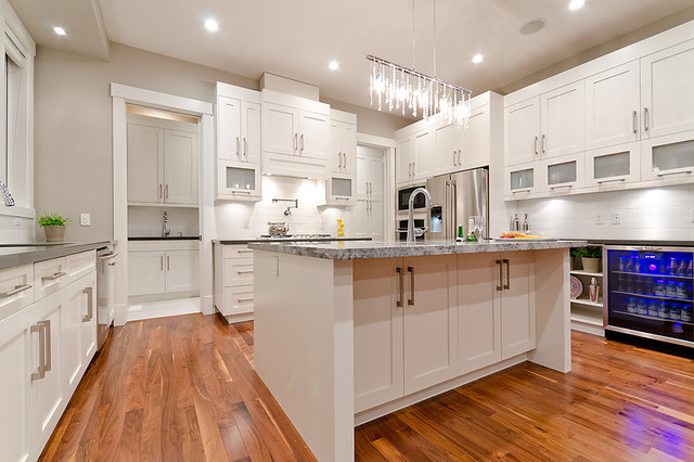 vancouver kitchen design