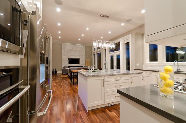 vancouver kitchen design transitional kitchen