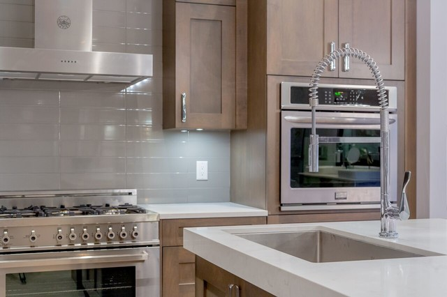 Refurbish Kitchen Cabinets Vancouver