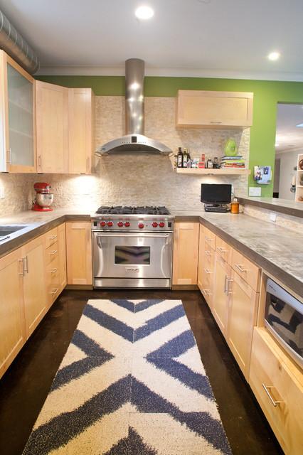 Vanderbilt contemporary-kitchen