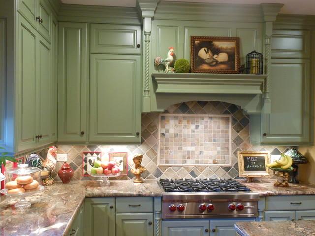Vanessa Nunley Designs Kitchen traditional-kitchen
