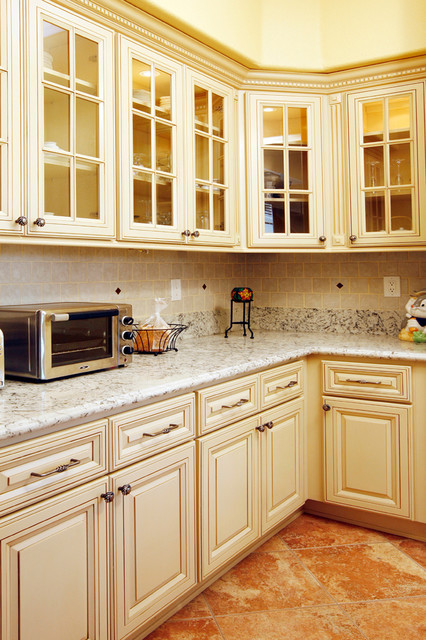 Vanillaville cabinets for American maple kitchen cabinets