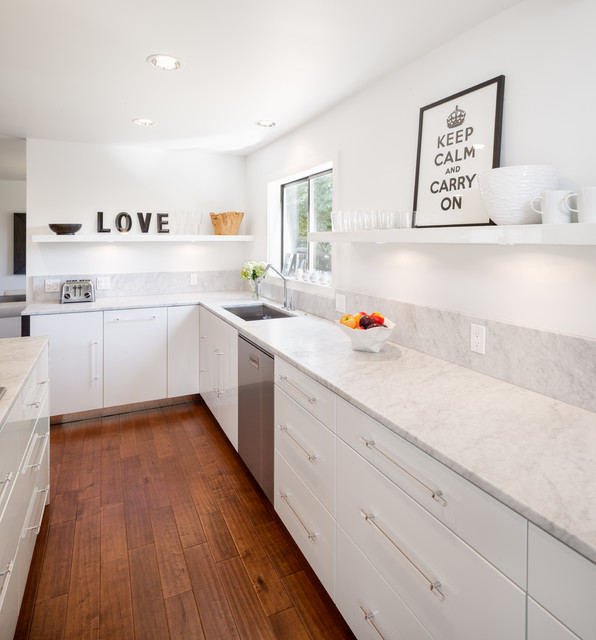 Vanillawood - Contemporary - Kitchen - portland - by Josh ...