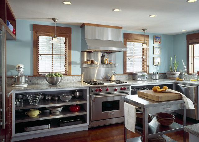 Vantage Point contemporary-kitchen