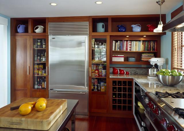 Vantage Point contemporary-kitchen