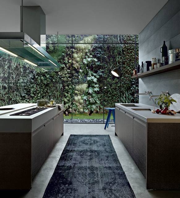 Poliform Kitchen Design. Varenna Kitchens modern kitchen