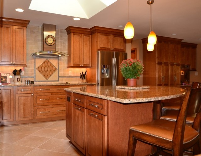 Variety traditional-kitchen