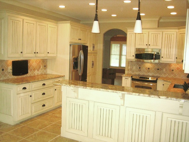 Various Kitchen Cabinets (NC) traditional-kitchen