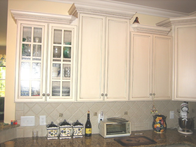 Various Kitchen Cabinets traditional-kitchen