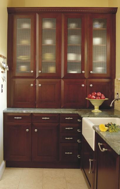 Various Kitchens - Traditional - Kitchen - boston - by Kitchen Views at National Lumber