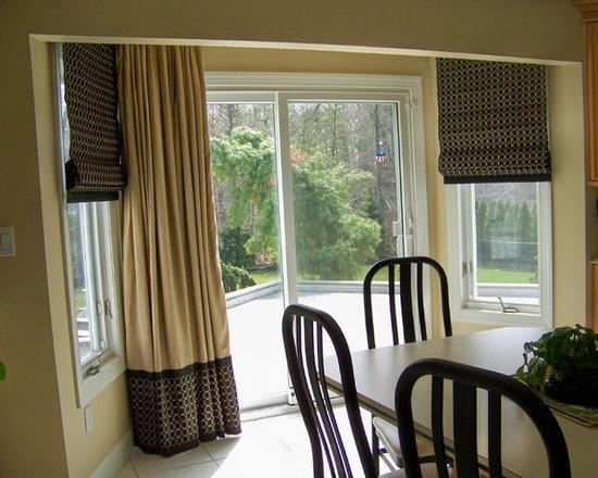 Sliding door sliding doors window treatment ideas