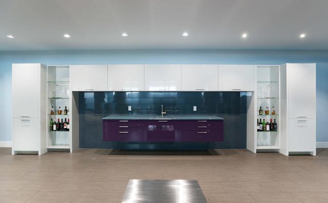 varsity contemporary kitchen calgary by rational