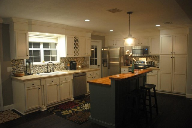 Vastyan Remodels traditional-kitchen