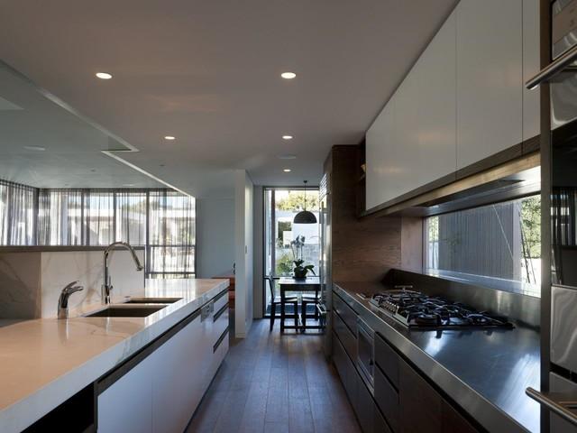 Vaucluse Residence VII Contemporary Kitchen Sydney