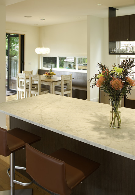 Vaughan residence contemporary-kitchen