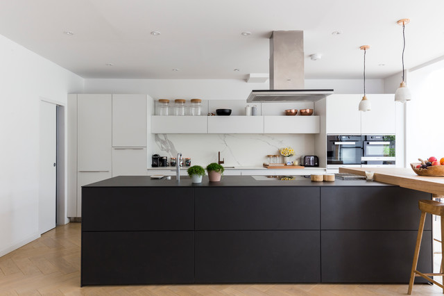 Vc Design Contemporary Kitchen London By Chris Snook