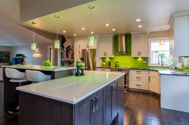 kitchen images with islands modern kitchen calgary by superior cabinets 4956