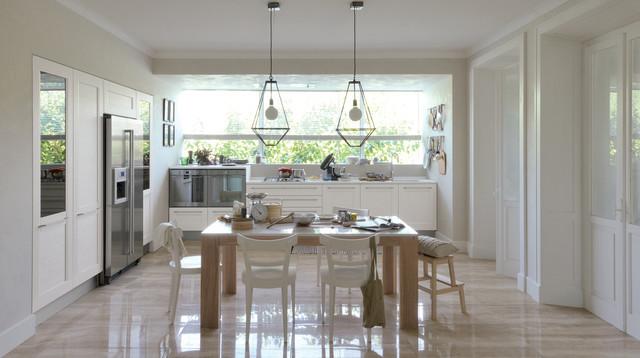 Coral Gables  Modern  Kitchen  miami  by Veneta Cucine Coral
