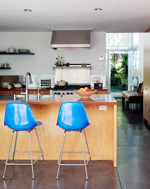 Venice House - Modern - Kitchen - Other - by Kevin Daly Architects