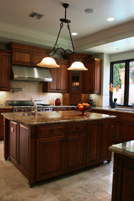 Ventura Canyon Traditional Kitchen Los Angeles By
