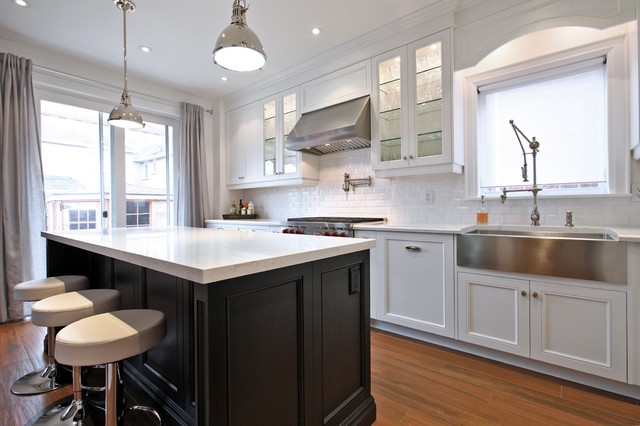 Ventura Way Kitchen  Transitional  Kitchen  Other  by Olympic