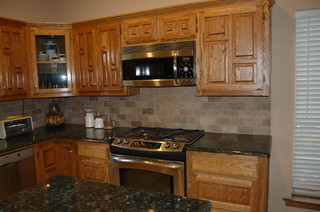 kitchen sink granite verde butterfly 2727