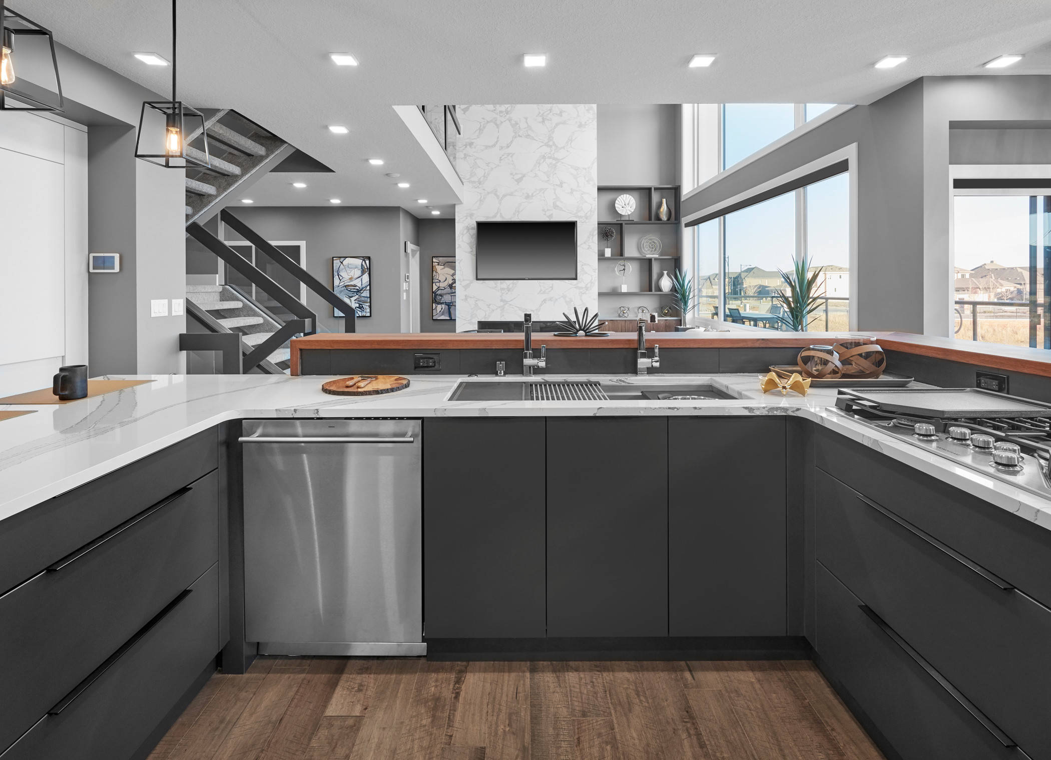 small kitchen ideas and best marble bar design with wooden.htm 75 beautiful black kitchen with louvered cabinets pictures   ideas  kitchen with louvered cabinets