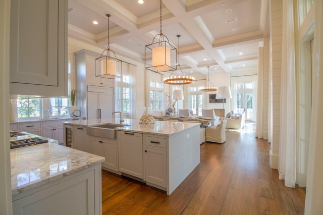 Vermilion 3 - Beach Style - Kitchen - Other - by Geoff