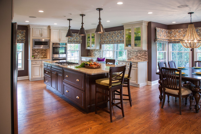 Vernon Hills Kitchen Remodel Traditional