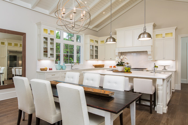 Vero Beach Coastal Kitchen Miami By Meridith Baer Home