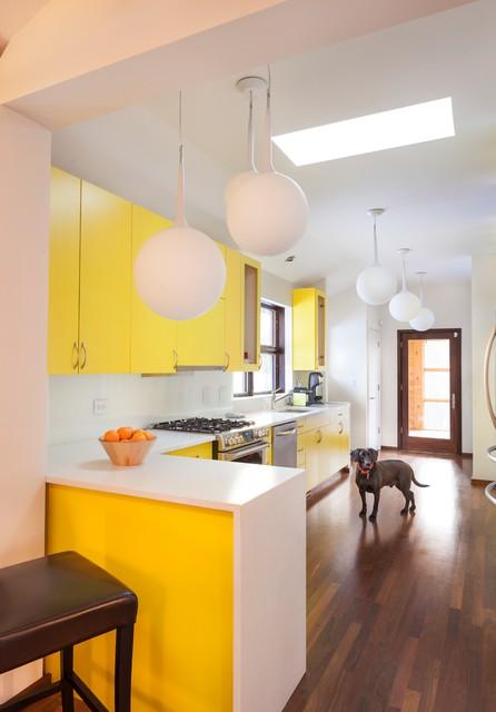Veronesi Residence contemporary-kitchen