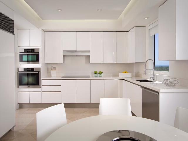Verso Design Miami Contemporary Kitchen Miami By Interiors Architecture Photography By