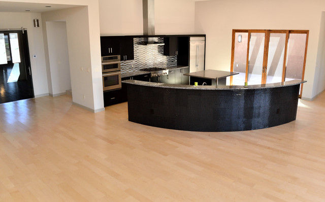 Very contemporary contemporary kitchen for Very modern kitchens