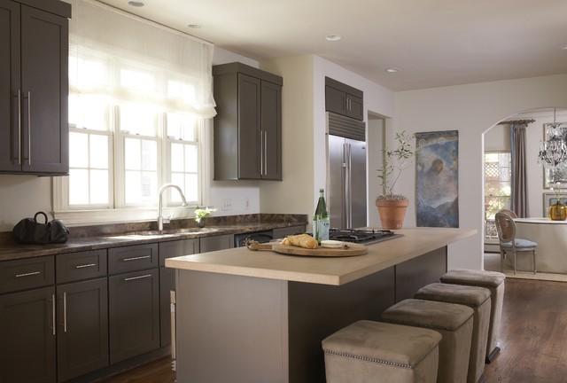Vestavia hills house contemporary kitchen birmingham for Interior kitchen design birmingham
