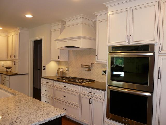 Vestavia kitchen- Lovette Construction transitional-kitchen